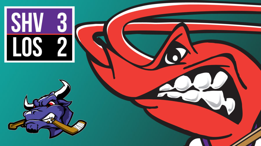 Bugs Fall to the Brahmas in Shootout