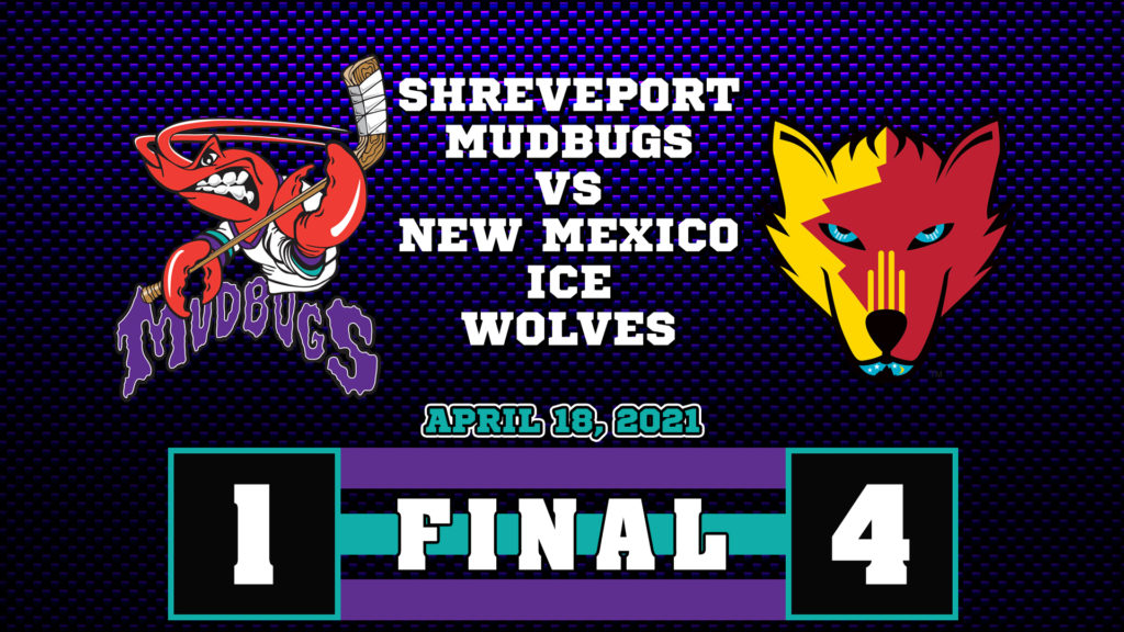 Bugs drop their 3rd Straight vs Ice Wolves