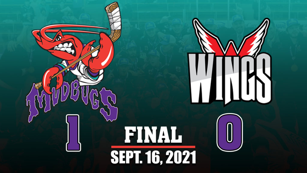 Simpson's Late Goal Lifts Bugs over Wings